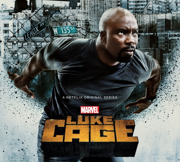 Luke Cage Season 2 - Marvel/Netflix