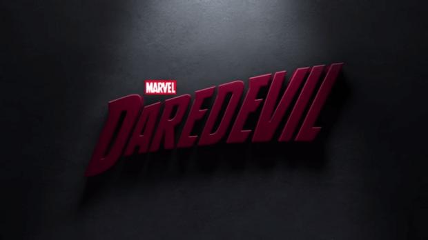 Daredevil logo - Netflix